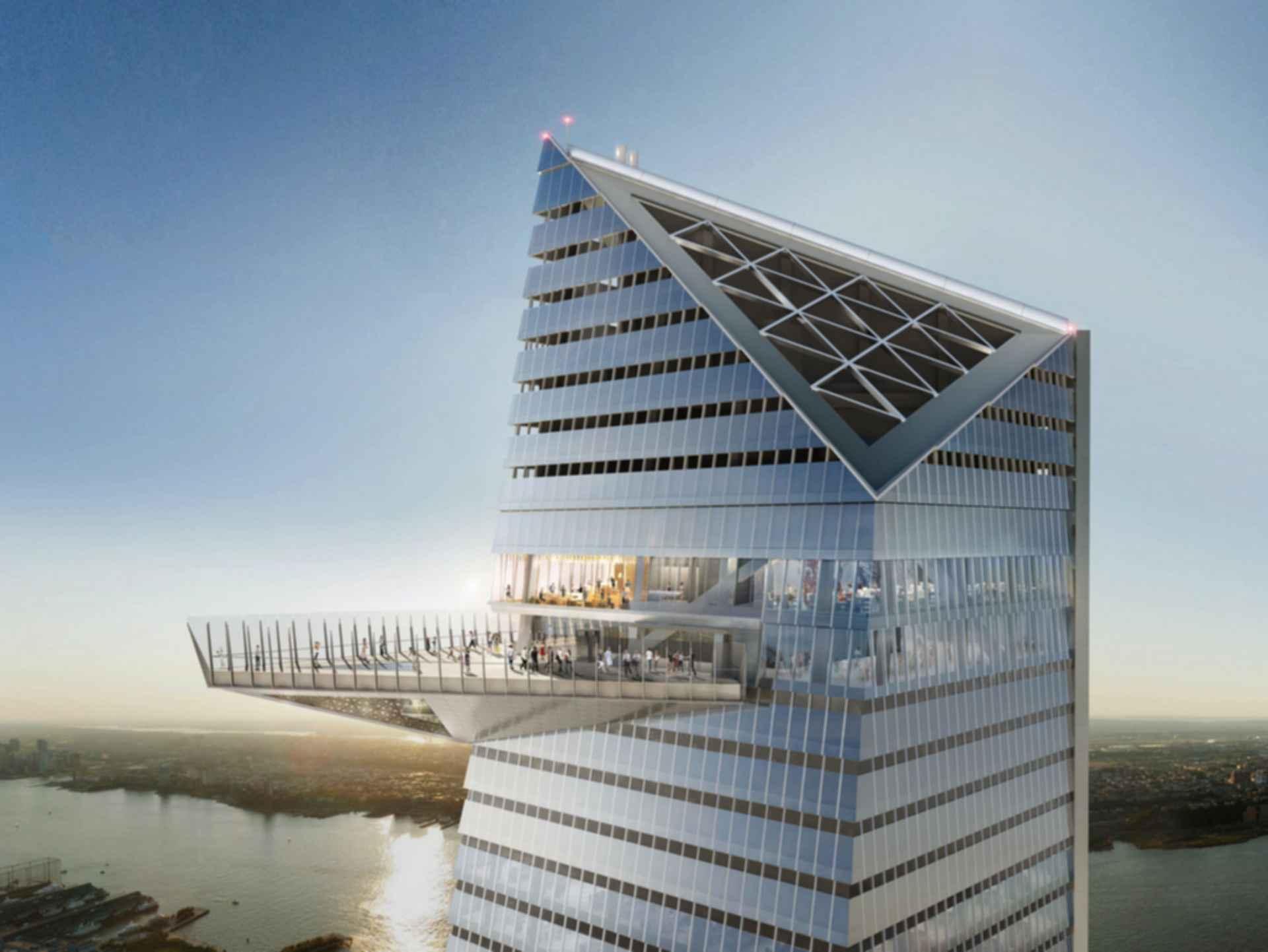 30 Hudson Yards - concept design