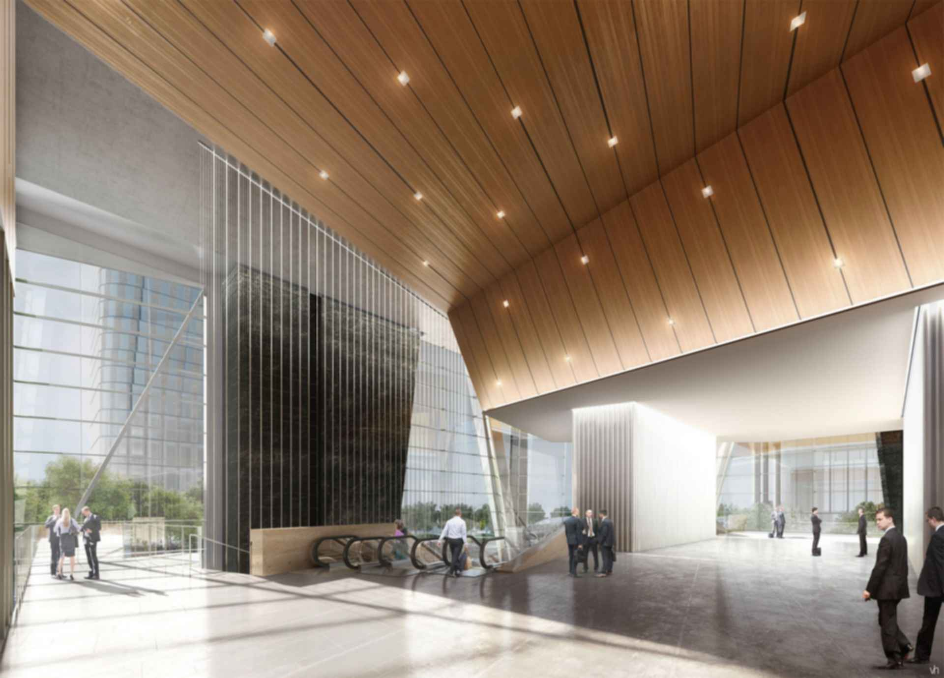 30 Hudson Yards - concept design interior