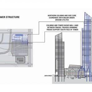 30 Hudson Yards - floor plan