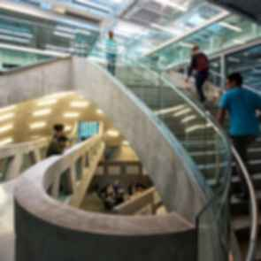 Milstein Hall at Cornell University - Interior