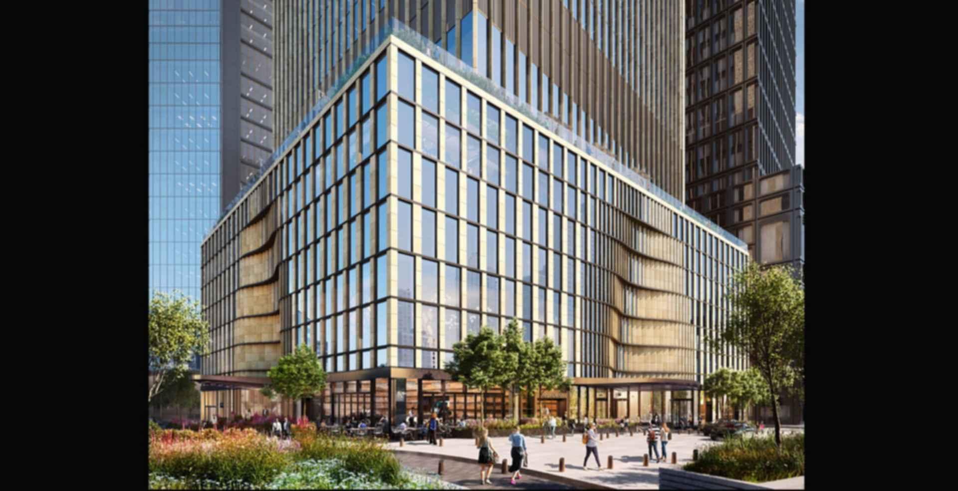 35 Hudson Yards - concept design