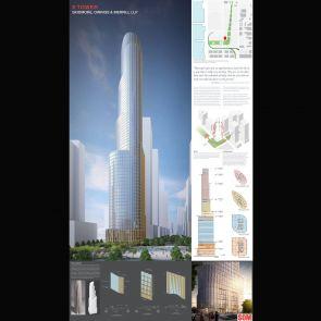 35 Hudson Yards - floor plan