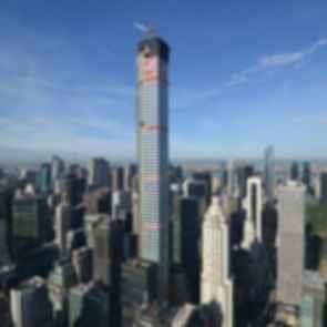 432 Park Avenue - Construction