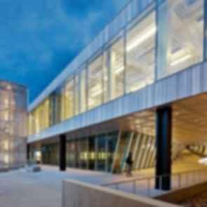 Milstein Hall at Cornell University - Exterior