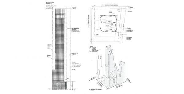 35 Hudson Yards - floor plan - modlar.com