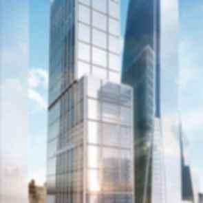 50 Hudson Yards - concept design exterior