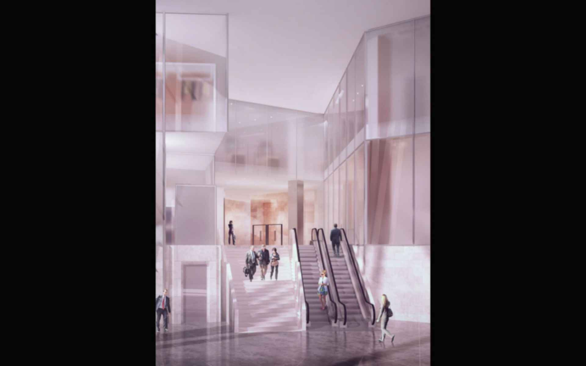 50 Hudson Yards - concept design interior