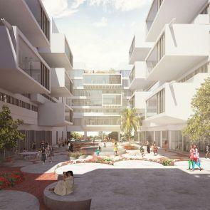 Thapar University Extension - concept design