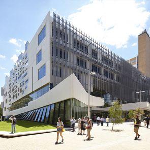 Melbourne School of Design - University of Melbourne - Exterior