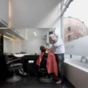 Trinity Barber - interior