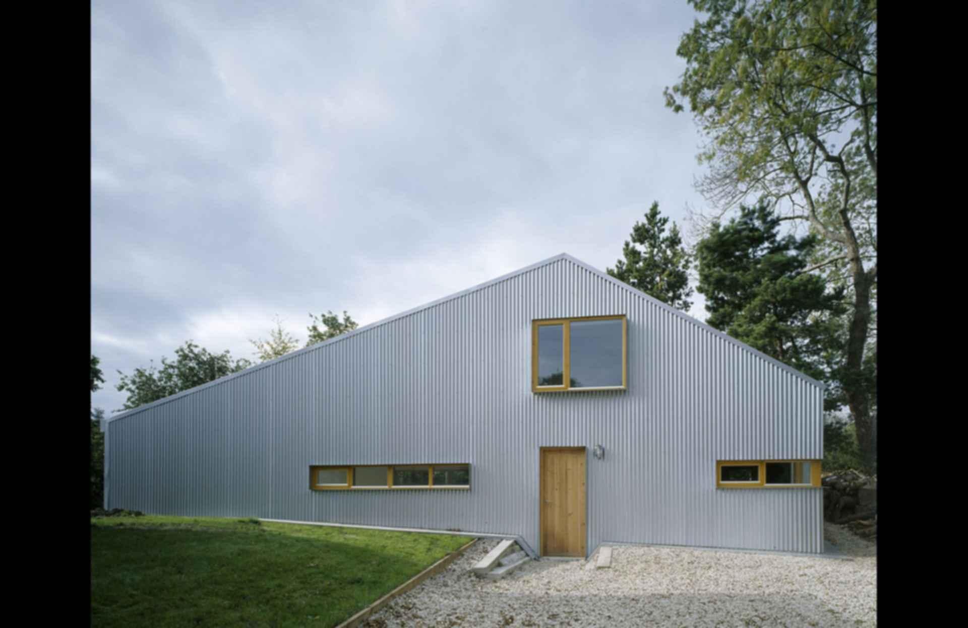 Green Box Design Studio - exterior