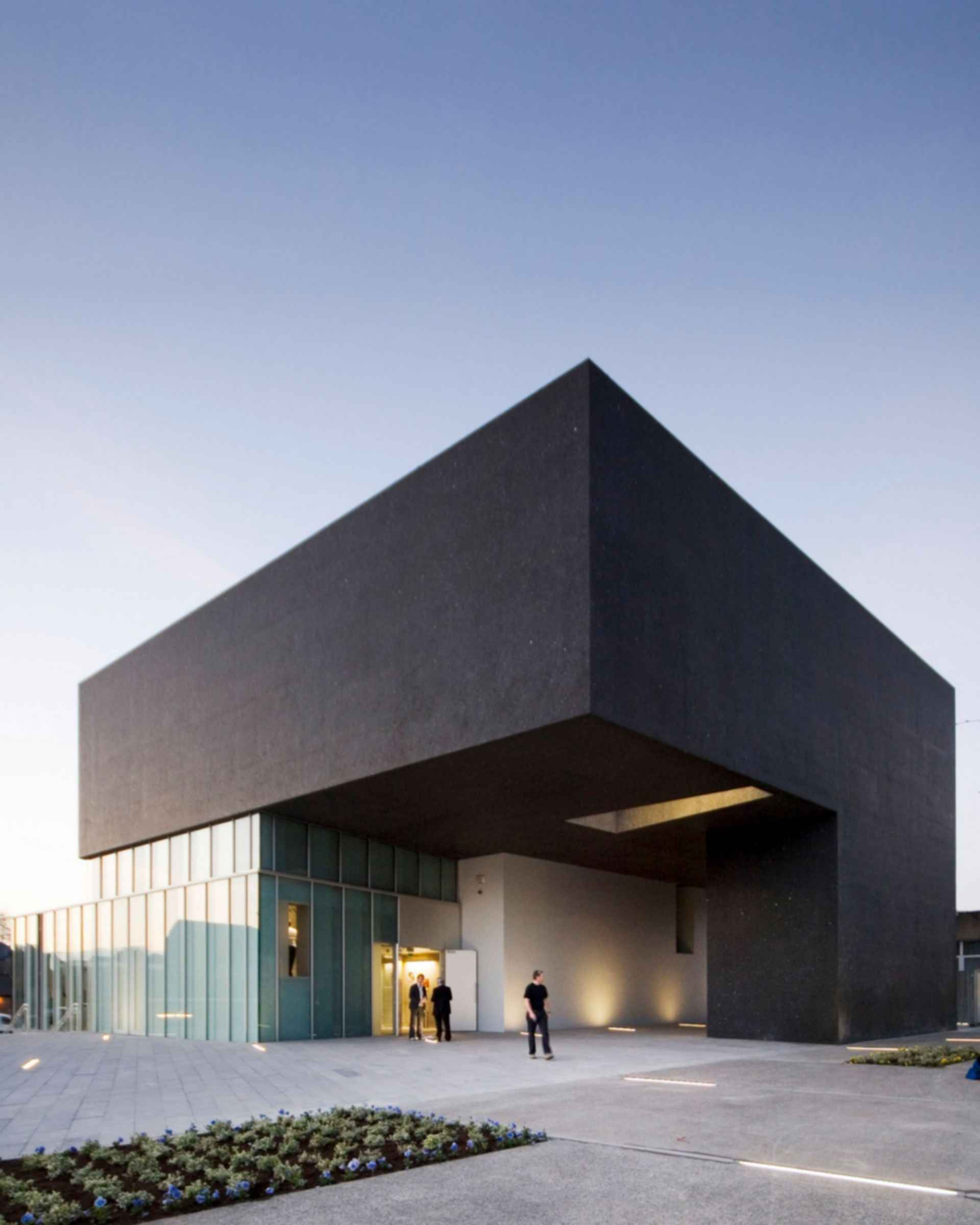 Solstice Arts Center - Exterior