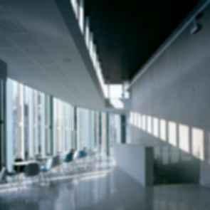 Solstice Arts Center - interior