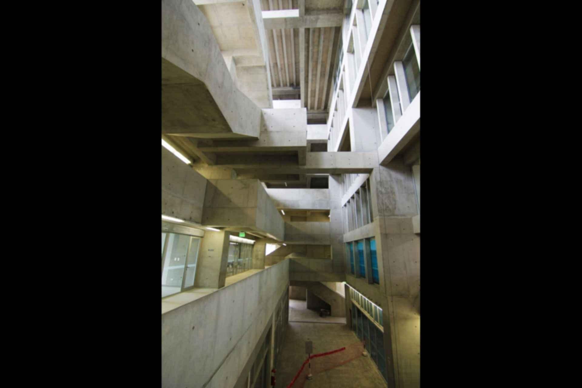 Engineering and Technology University UTEC - interior