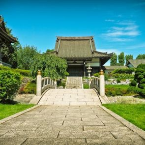 Asia Building Shrine