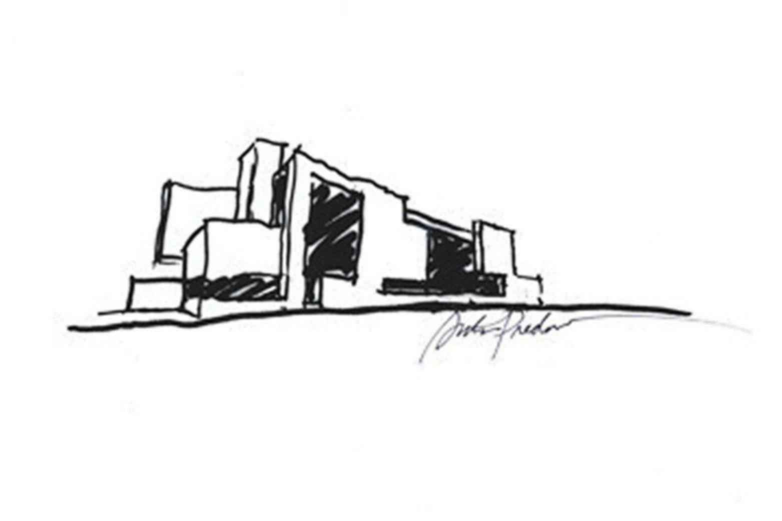 University of New Mexico School of Architecture and Planning - Drawing