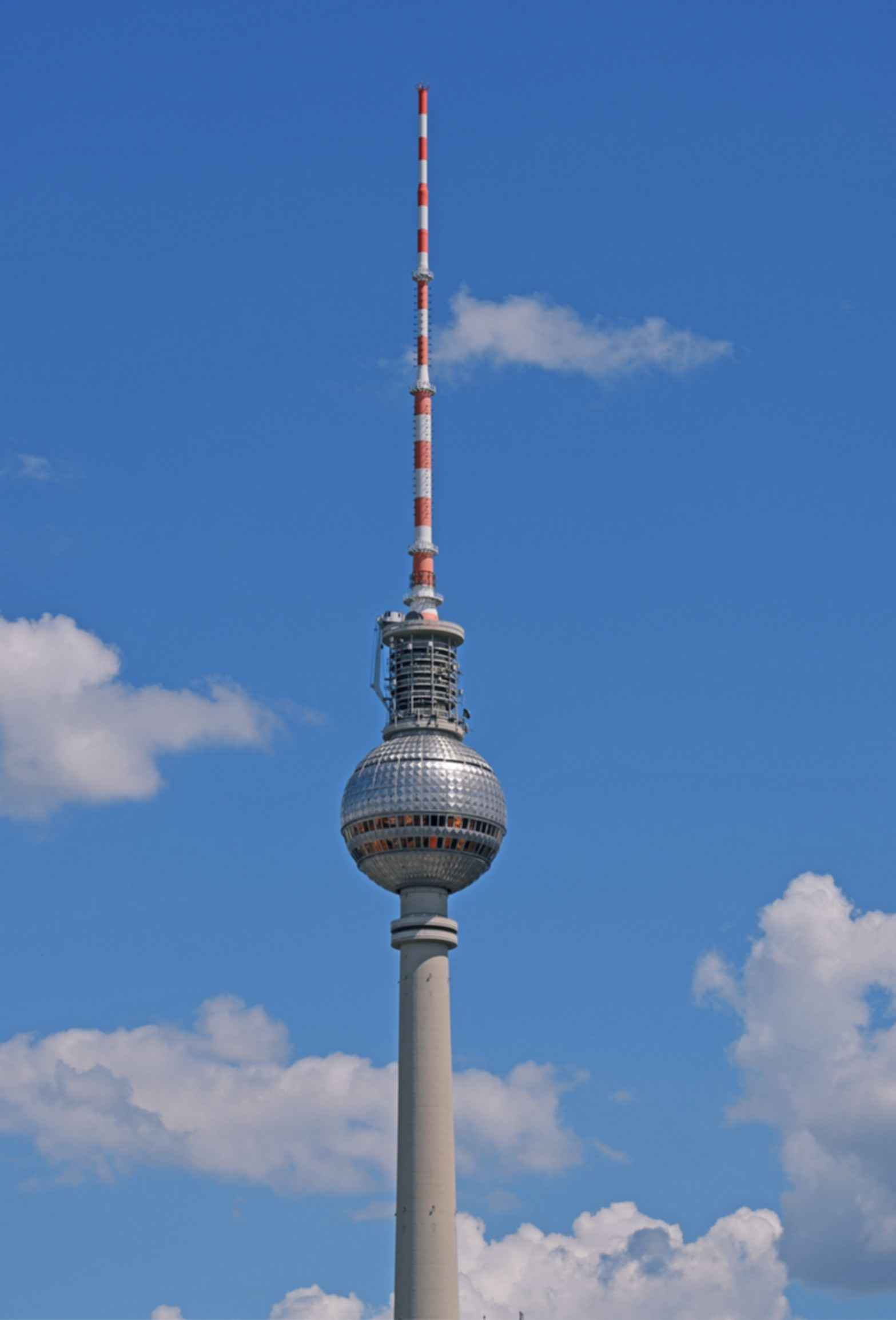 Berlin Sky Tower - Exterior