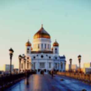 Cathedral of Christ the Saviour - exterior