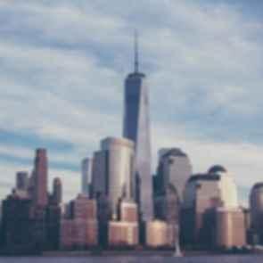 NY city landscape