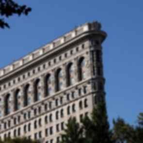Flatiron Building NYC - Exterior