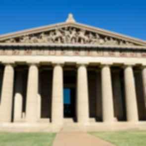 Parthenon (Nashville) - exterior