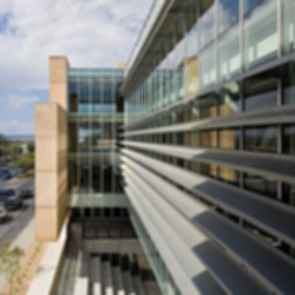 University of New Mexico School of Architecture and Planning - Exterior