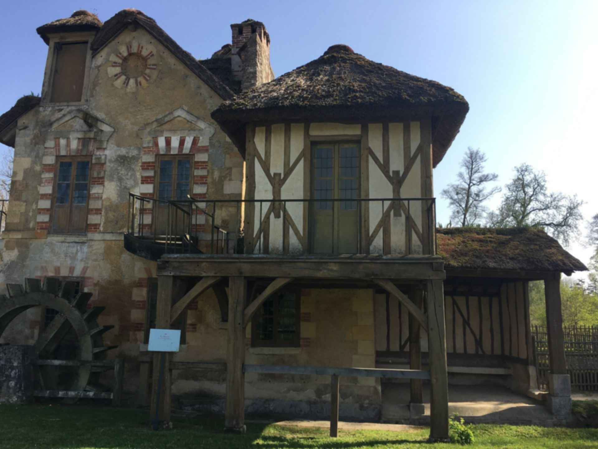 Medieval French House