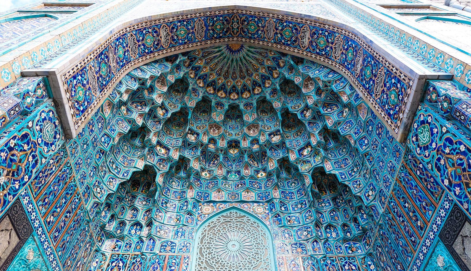 St Petersburg Mosque Modlar Com