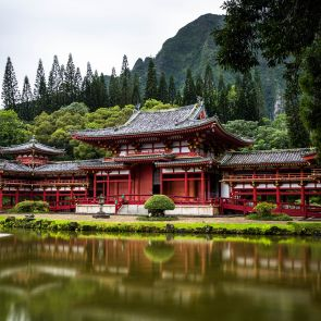 Mountainside Temple