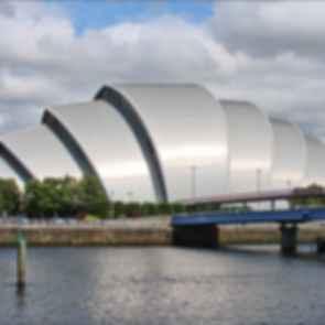 SECC Conference Centre - exterior