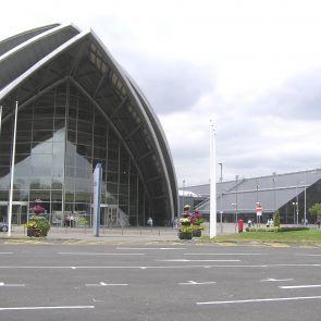 SECC Conference Centre - entrance