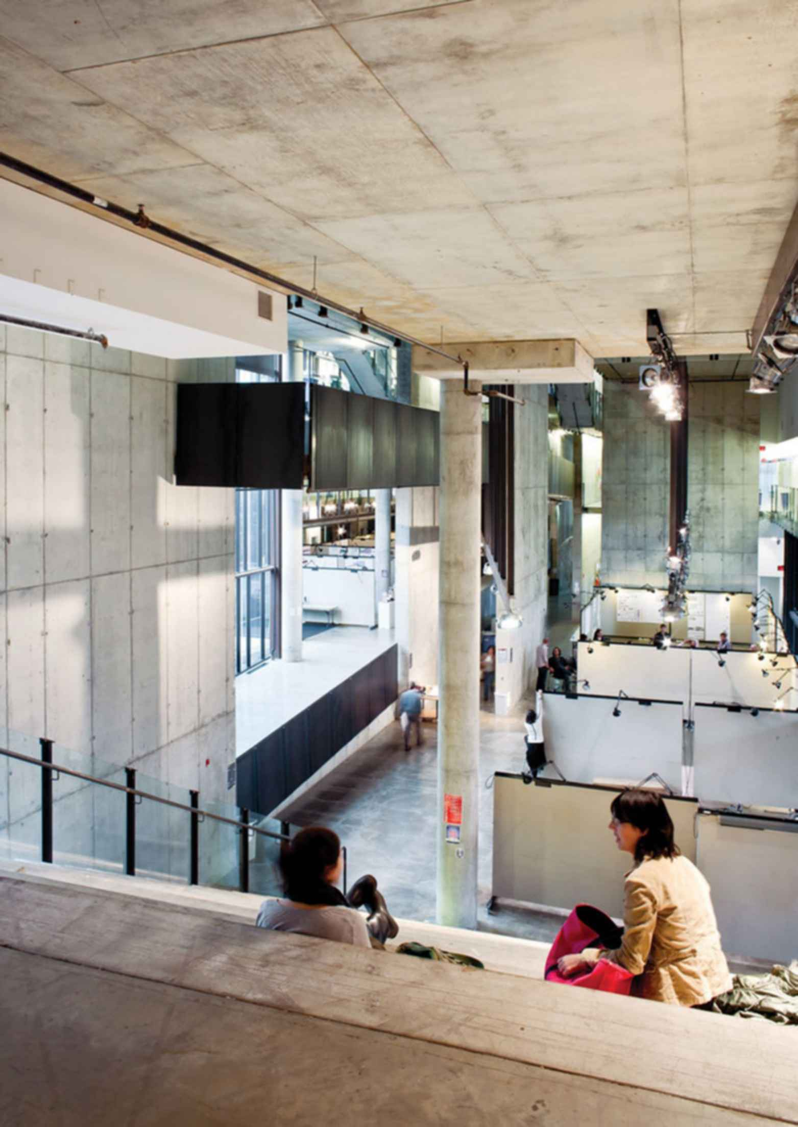 Ohio State University, Austin E. Knowlton School of Architecture - Interior