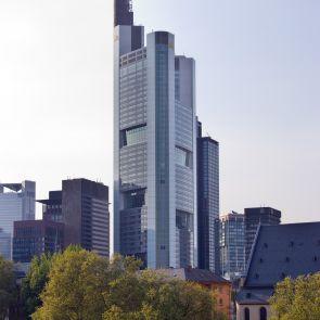 Commerzbank Headquarters - exterior streetview