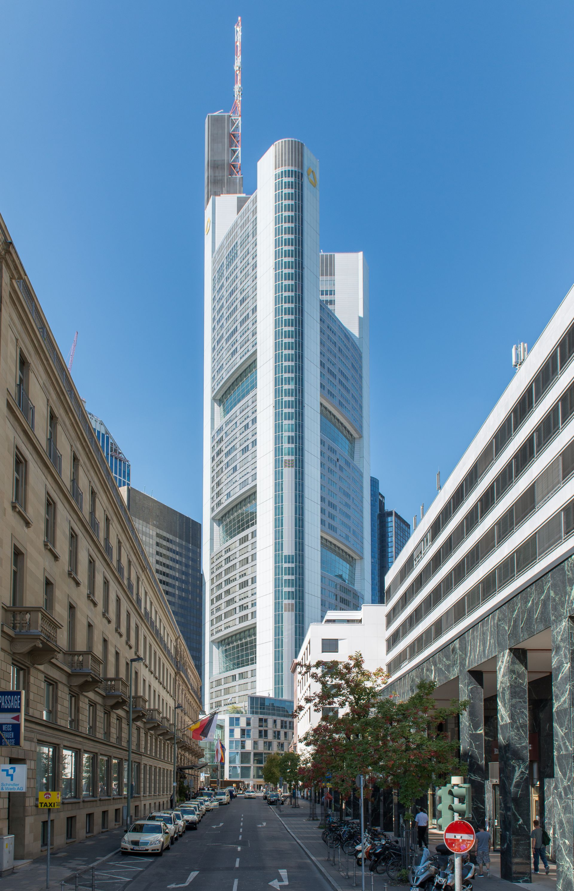 Commerzbank Frankfurt Address