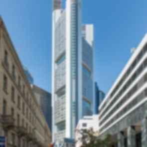 Commerzbank Headquarters - streetview