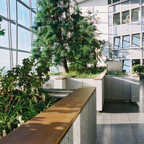 Commerzbank Headquarters - sky garden