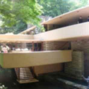 Fallingwater - exterior