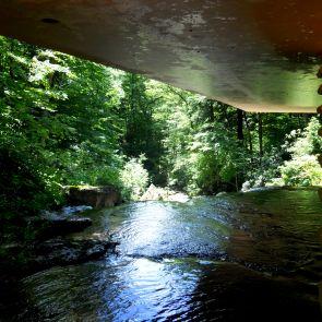 Fallingwater - waterfall