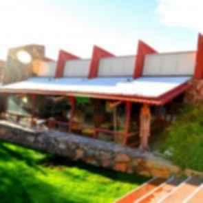 Taliesin West - Garden room exterior