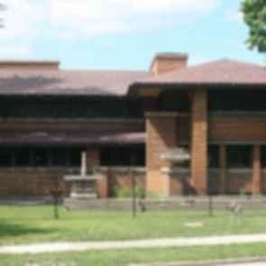 Darwin D. Martin House - exterior