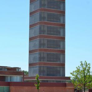 Johnson Wax Headquarters - exterior