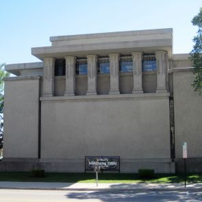 Unity Temple - exterior
