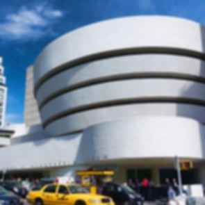 The Guggenheim - exterior
