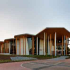 Abedian School of Architecture - Exterior
