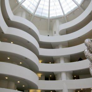 The Guggenheim - interior