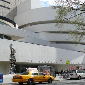 The Guggenheim - streetview