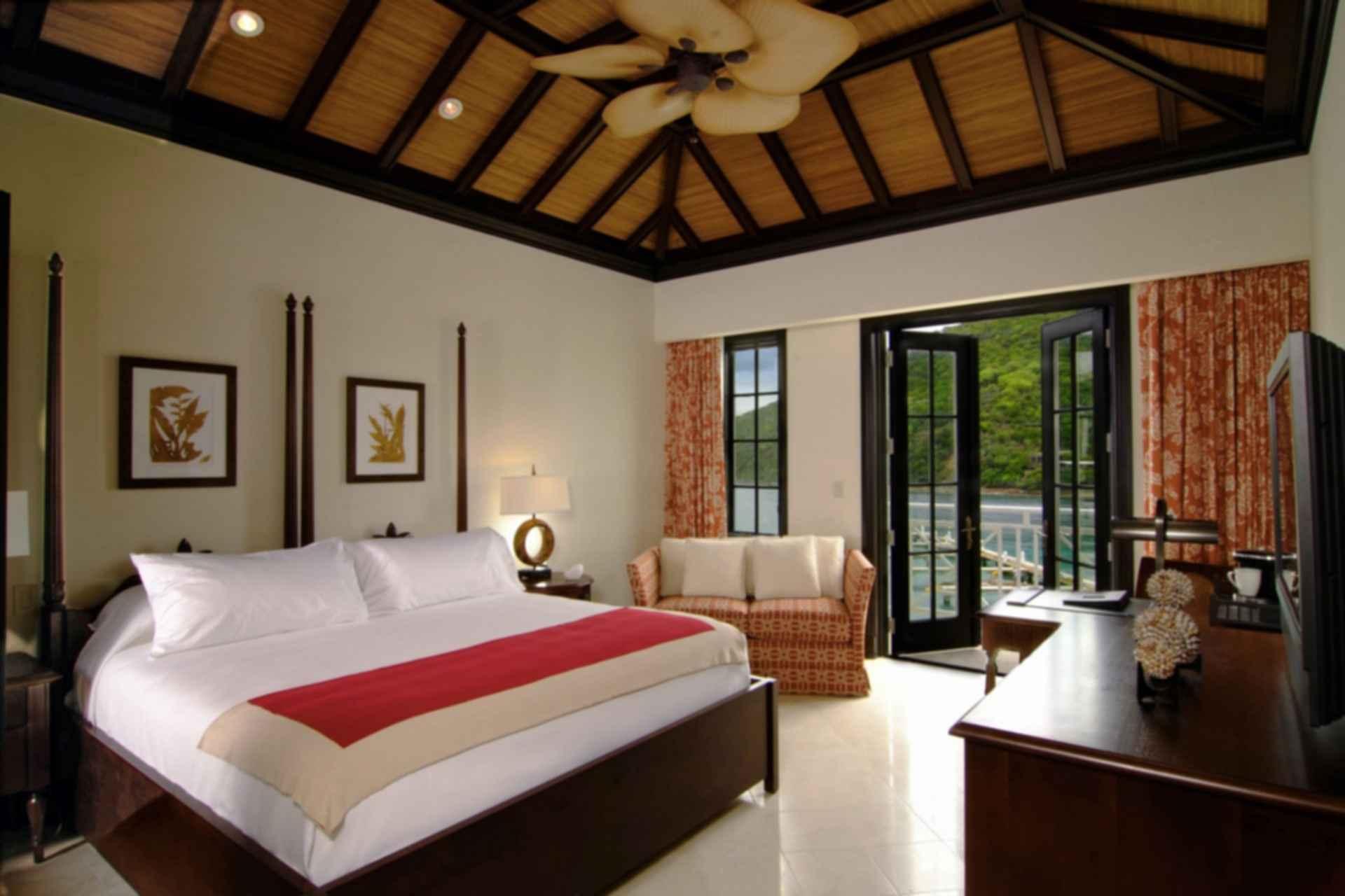 Scrub Island Resort - Hotel Room