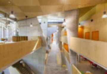 Abedian School of Architecture - Interior