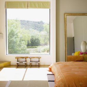 Rustic Modern Bedroom