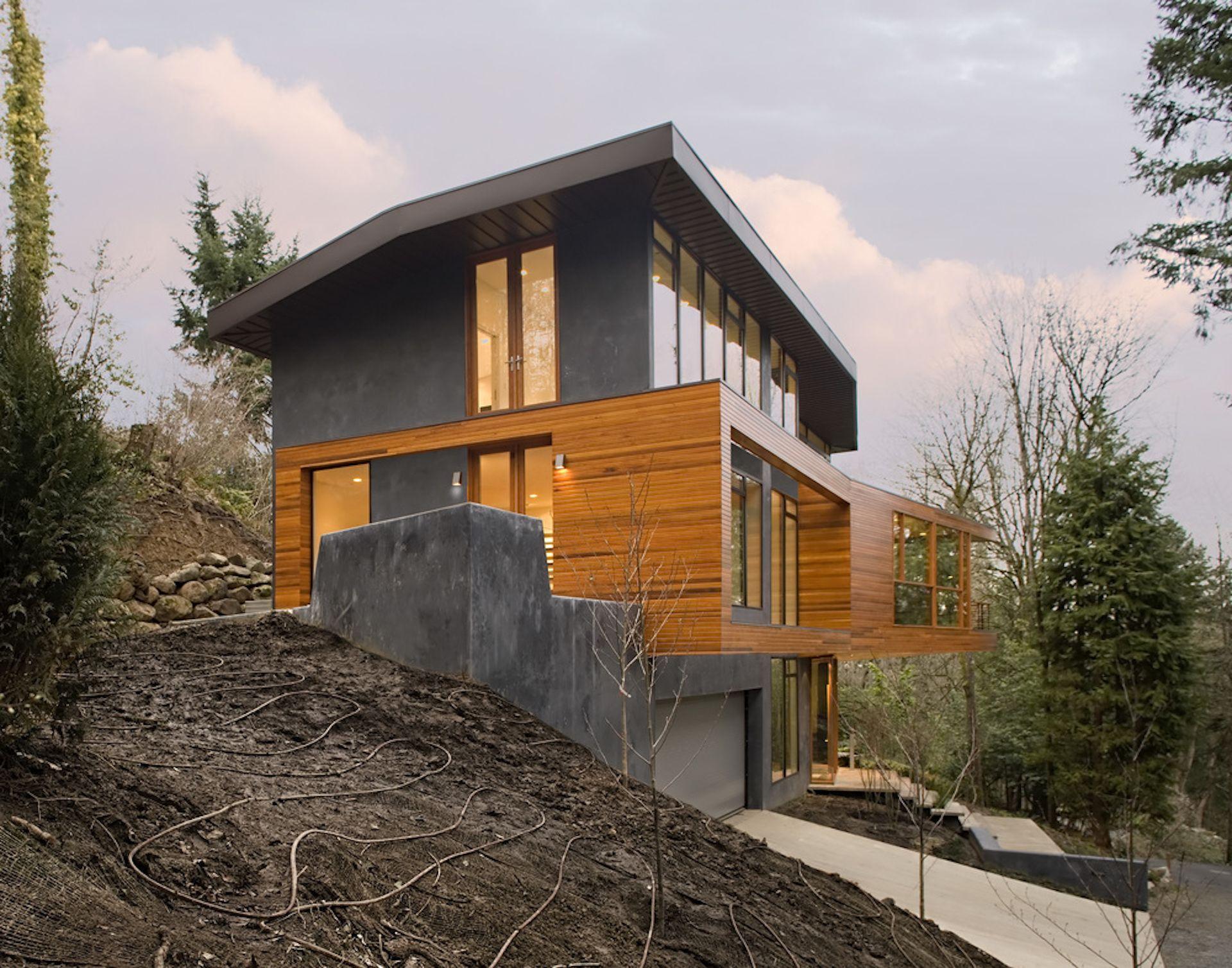 Hoke House - exterior - modlar.com